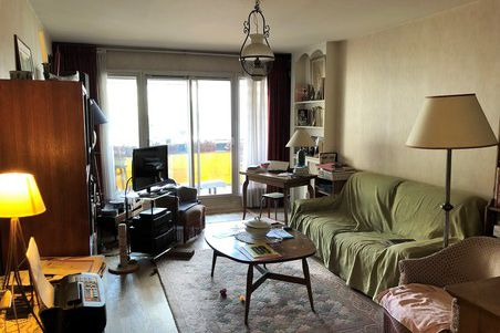 Achat appartement viager Paris Ile de France